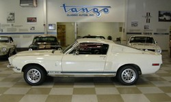 '68 GT350 Fastback Exterior Pictures