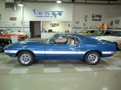 '69 GT500 Sportroof Exterior Pictures