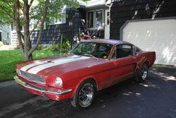 1966 Shelby GT 350 Pictures