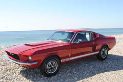 1967 Shelby GT  350 Pictures