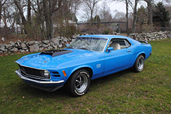 1970 blue boss 429 Pictures