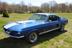 '67 GT500 Pictures