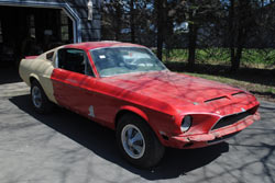'68 GT350 Pictures