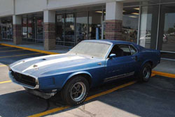 '70 GT500 Pictures