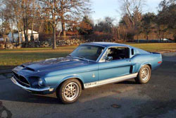 '69 GT350 Pictures