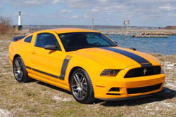 2013 Boss 302 Pictures