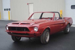 '68 GT500 Pictures