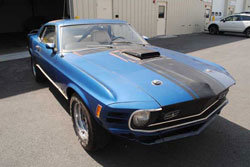 '70 Mach 1 Pictures