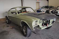 '67 GT350 Pictures