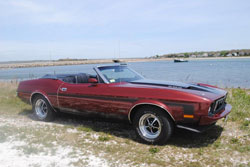 '73 Mustang Convertible Pictures