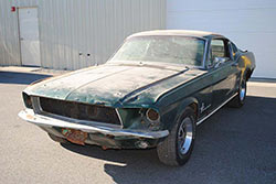 '67 fastback Pictures