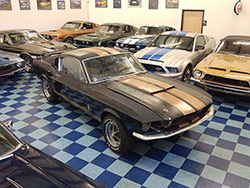 '67 GT 350 Pictures