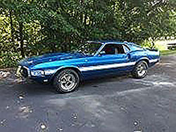 '69 GT500 Pictures