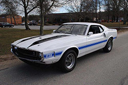 '70 GT 350 Pictures