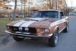 Past Inventory :: Shelby Mustangs :: GT350 :: GT500