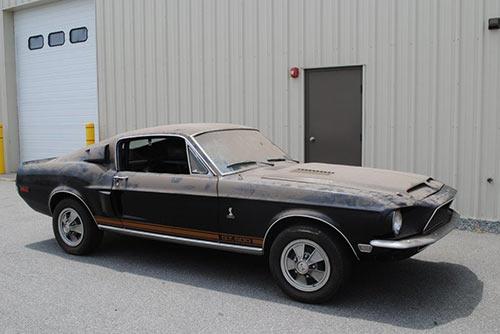 Ford Mustang Window Regulator Crank 1967 67 GT Shelby GT500 GT350 289 390 Right