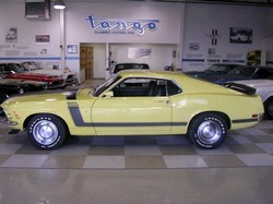 '70 Boss 302 Exterior Pictures