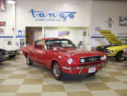 '65 GT Fastback 289 Exterior Pictures