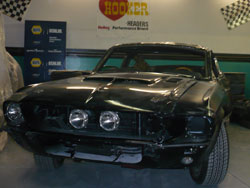 1967 GT 500 pictures