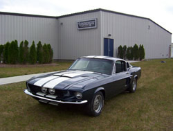 '67 GT500 Exterior Pictures