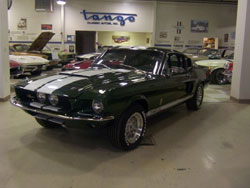 '67 GT350 Exterior Pictures