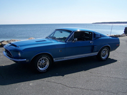 1968 Shelby GT 500 KR Exterior Pictures