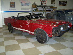 '68 KR Convertible Pictures