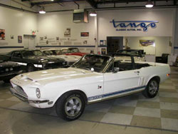 '68 GT500KR Convertible Exterior Pictures