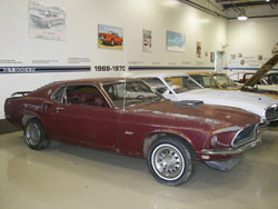 '69 GT S Code Exterior Pictures