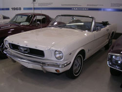 1966 Mustang Convertible 289 c.i. Exterior Pictures